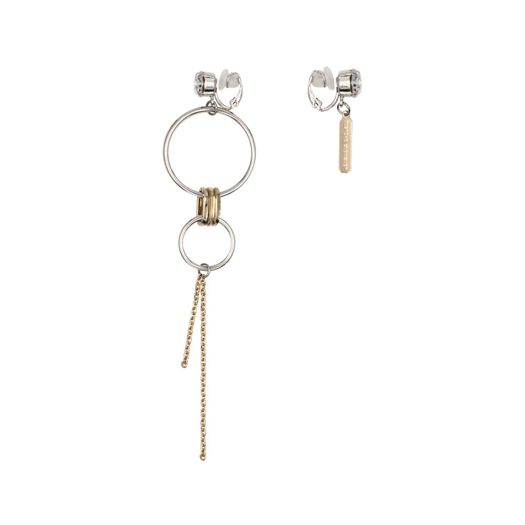 Jadin clip-on earrings