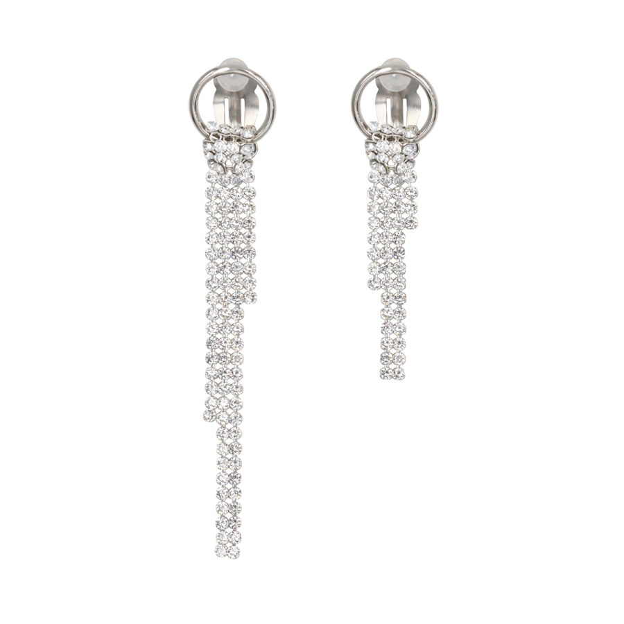 Shanon clip-on earrings