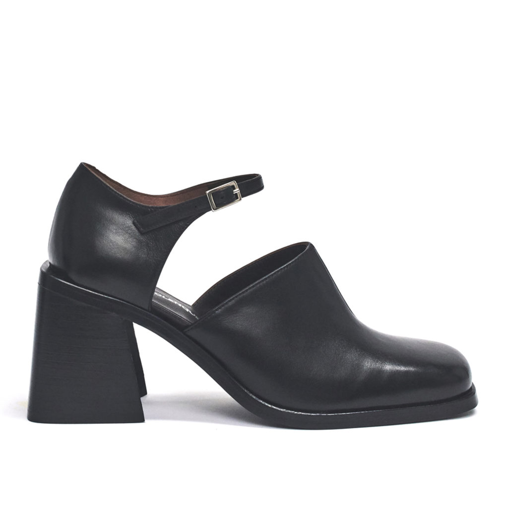 Kate black Mary Jane shoes
