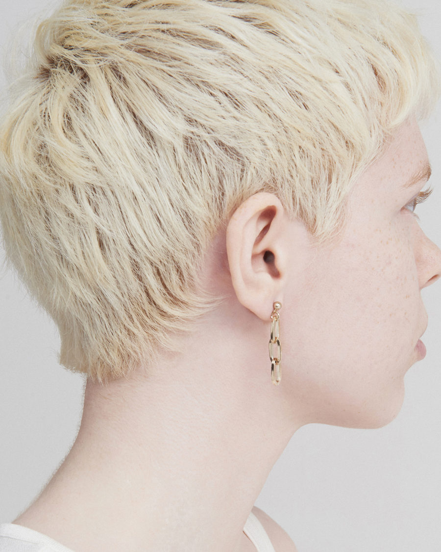 Kirsten gold earrings