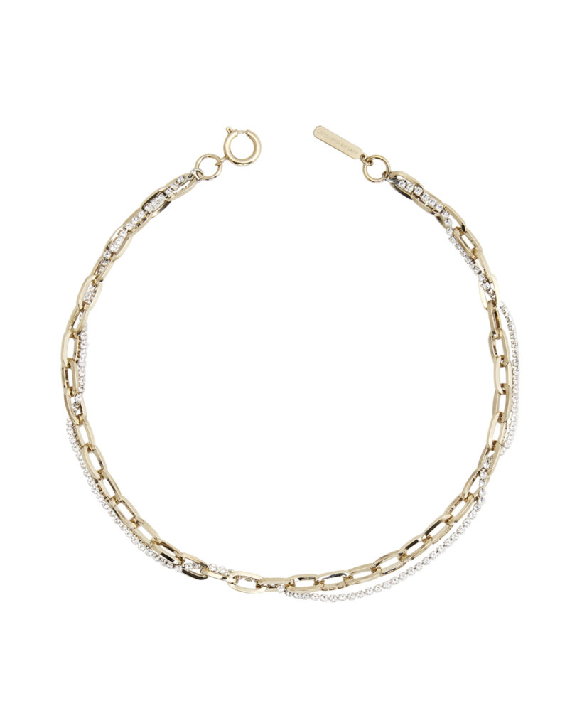 Kirsten gold necklace